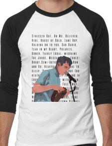 Tyler Joseph Twenty One Pilots Men's Baseball ¾ T-Shirt