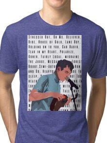 Tyler Joseph Twenty One Pilots Tri-blend T-Shirt