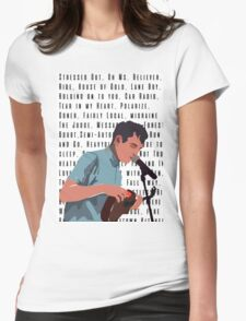 Tyler Joseph Twenty One Pilots Womens Fitted T-Shirt