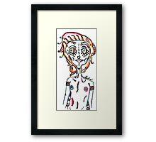 Goofy Gubler Framed Print