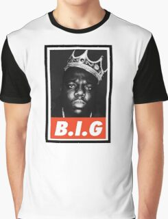 (MUSIC) Notorious Big Graphic T-Shirt
