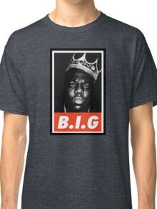 (MUSIC) Notorious Big Classic T-Shirt