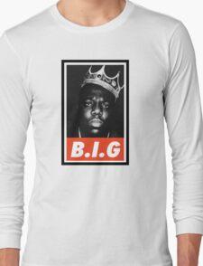 (MUSIC) Notorious Big Long Sleeve T-Shirt