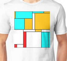 Abstract 6 Unisex T-Shirt