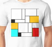 Abstract 7 Unisex T-Shirt