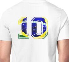 10 Brasil Unisex T-Shirt