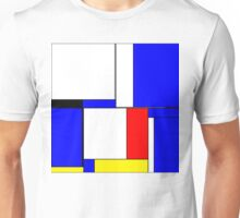 Abstract 8 Unisex T-Shirt