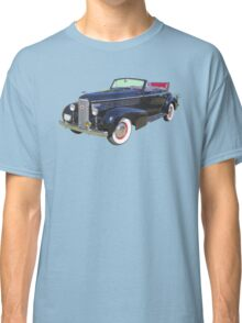 Black 1938 Cadillac Lasalle Antique Car Classic T-Shirt