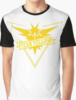 Team Yellow - Pokemon GO Graphic T-Shirt