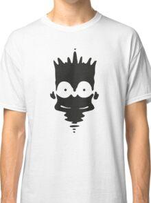 Inkblot Bart Classic T-Shirt