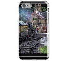 SEVERN VALLEY STEAMER iPhone Case/Skin