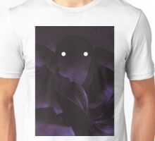 Staring contest with the Mountain God Unisex T-Shirt