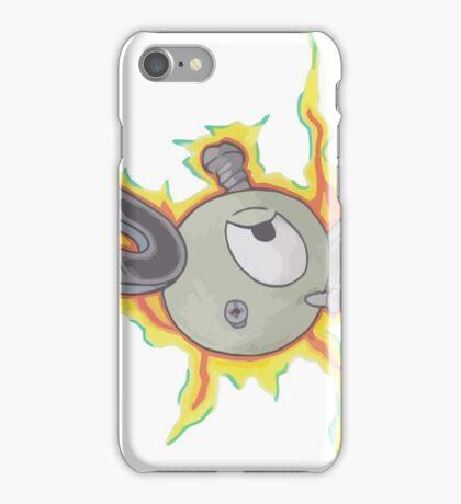 Magnemite iPhone Case/Skin