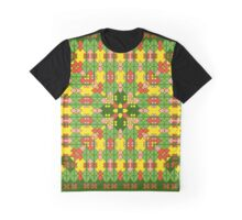 Colorful pattern 3 Graphic T-Shirt