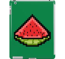 Pixel Watermelon iPad Case/Skin