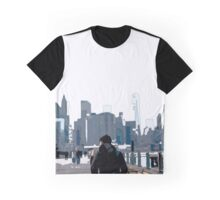 City Scene // Comic Style Graphic T-Shirt