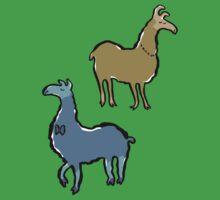 llamas with an attitude Kids Tee