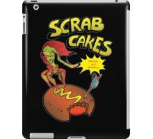 Scrab Cakes 1 iPad Case/Skin