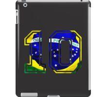 10 Brasil iPad Case/Skin