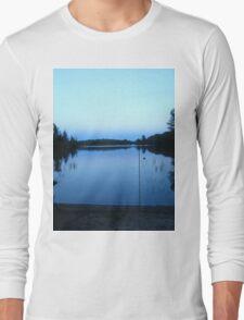 Lake View Long Sleeve T-Shirt