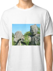 Ancient Chinese Statues Classic T-Shirt