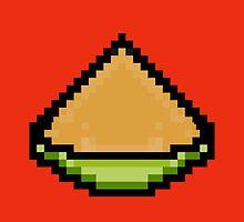 Pixel Cantaloupe by CyanAlpaca