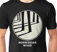 Norwegian Wood Murakami Unisex T-Shirt
