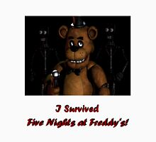 Five Nights at Freddy's: I Survived! Unisex T-Shirt