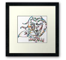 Inner third  Framed Print