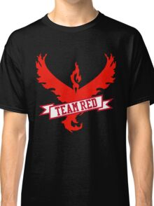 Team Red - Pokemon GO Classic T-Shirt