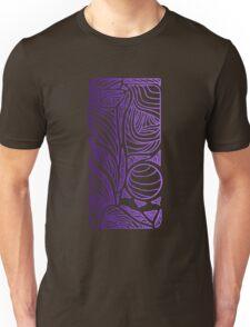 Linear Flow - Purple Fade Unisex T-Shirt