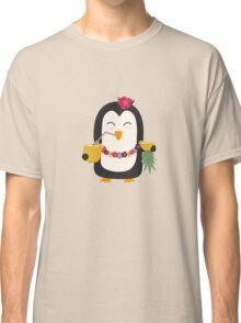 Hawaii Penguin   Classic T-Shirt