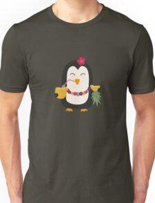 Hawaii Penguin   Unisex T-Shirt