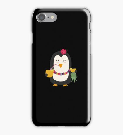 Hawaii Penguin   iPhone Case/Skin