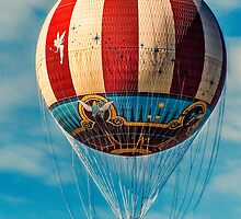 up, up and away by Lenore Locken