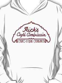 Rick's Cafe Americain T-Shirt