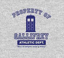 Property of Gallifrey Athletics Unisex T-Shirt