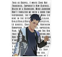 Brendon Urie Panic! At The Disco Poster