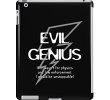 Evil Genius iPad Case/Skin