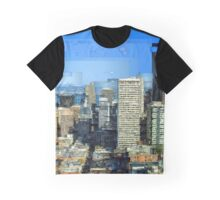 San Francisco Skyline Graphic T-Shirt