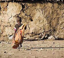 The Little Masai by António Jorge Nunes