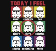 Clone emotions T-Shirt