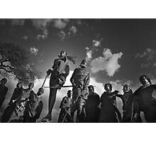 Adumu Photographic Print