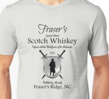Outlander/Frasers Scotch whiskey Unisex T-Shirt