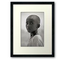 Samburu #1 Framed Print