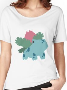 Kanto Starters - Ivysaur Women's Relaxed Fit T-Shirt