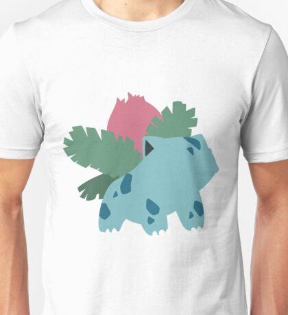 Kanto Starters - Ivysaur Unisex T-Shirt