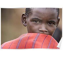 Masai #1 Poster