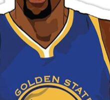 Kevin Durant Golden State Warriors Sticker Sticker