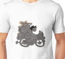 OFF - Motorcyclist Zacharie Unisex T-Shirt